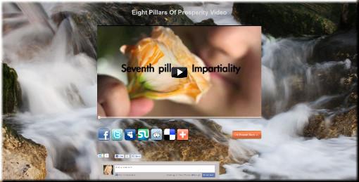 Eight Pillars Of Prosperity Video