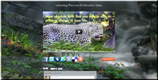 Unlocking The Law Of Attraction Video
